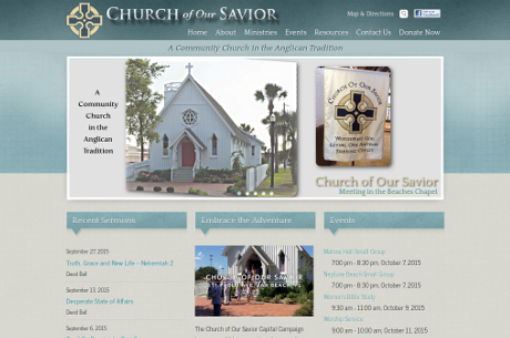 Church of Our Savior Home Page